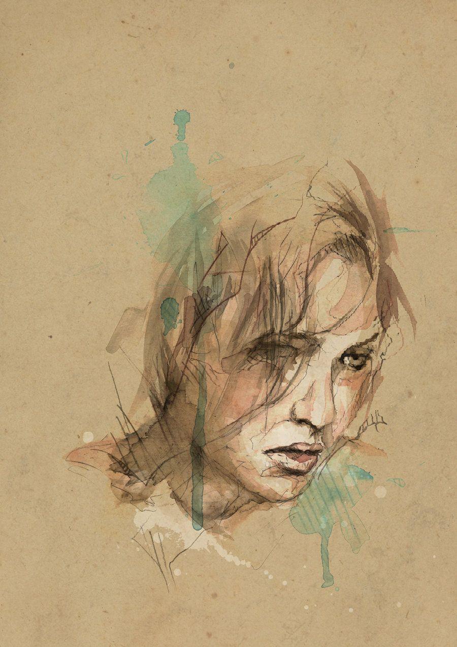 Préférence Risultati immagini per acquerello tecnica | Art mix | Pinterest  YG89