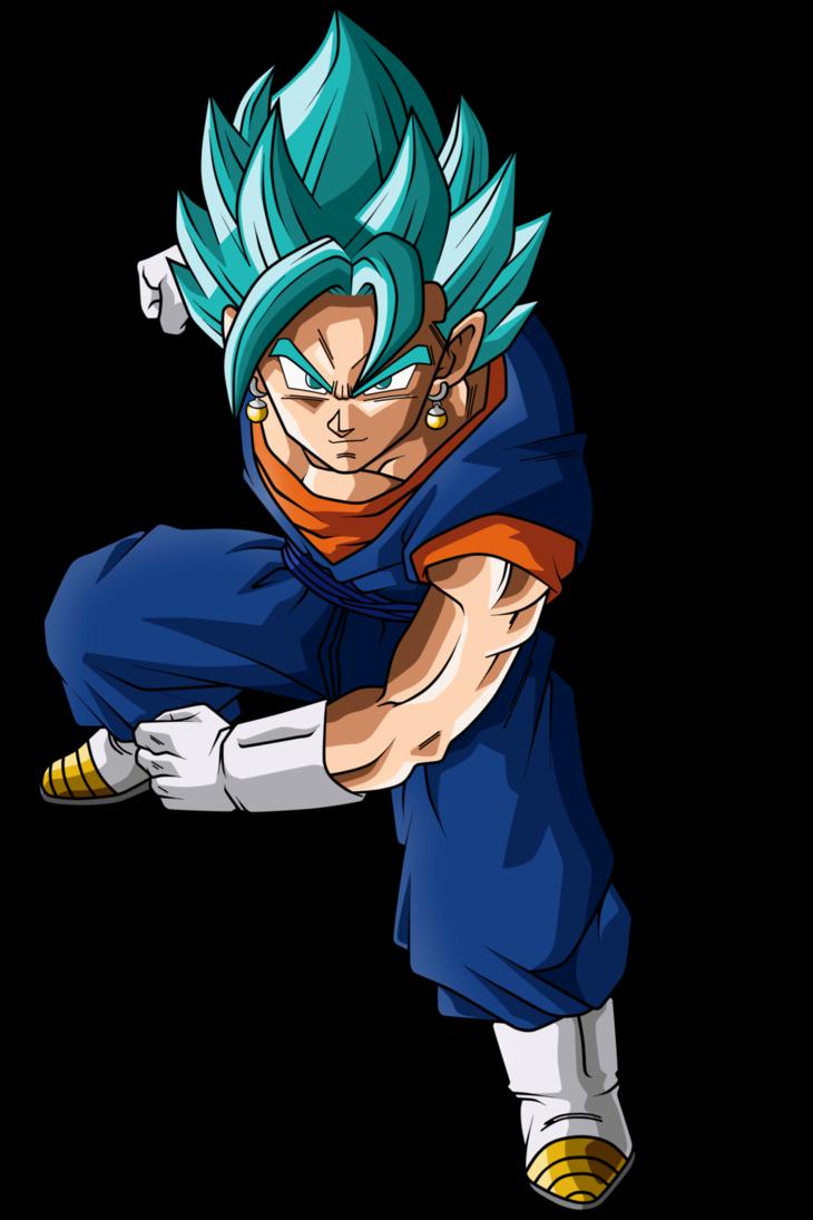 Vegetto 4 By Nekoar Dragon Ball Super Dragon Ball Dragon Ball Art