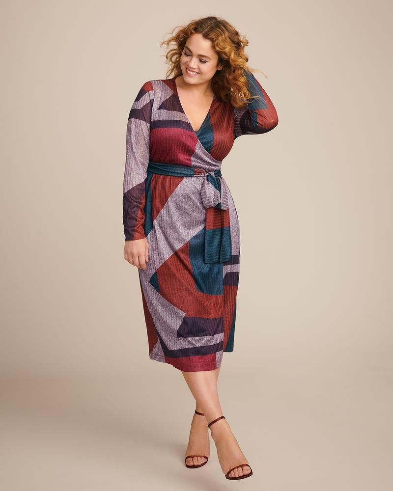 c5bff9d441926 TANYA TAYLOR Colorblock Ellie Dress I 11 Honorè I Designer clothing in  sizes 10 to 20 I Plus Size Fashion
