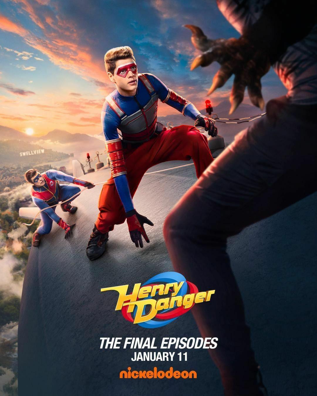 Henry danger in 2020 new poster henry danger jace
