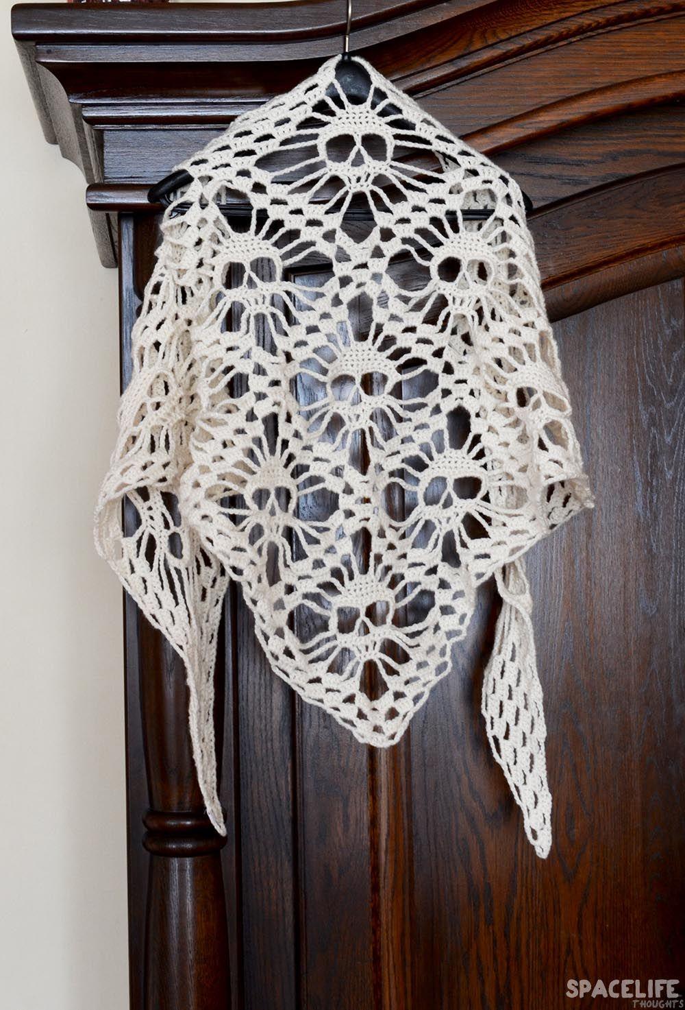 Another DIY Crochet Skull Scarf | crochet | Pinterest | Häkeln ...
