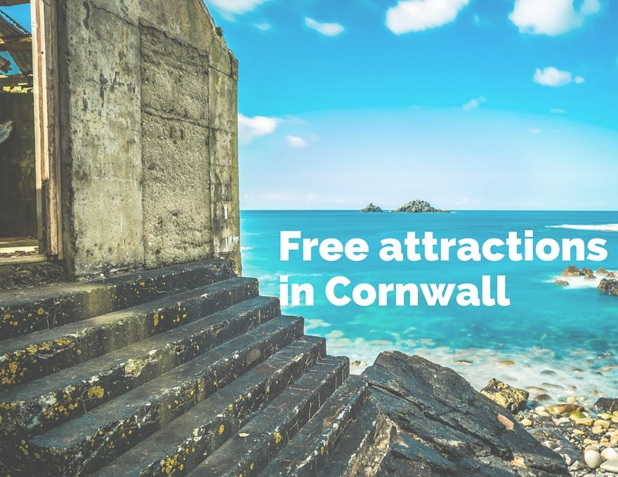 Free attractions in Cornwall