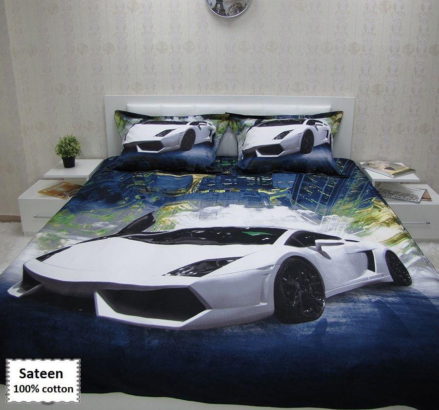 Lamborghini Bedding Sets Online 4 Pcs Bedding Sets Car