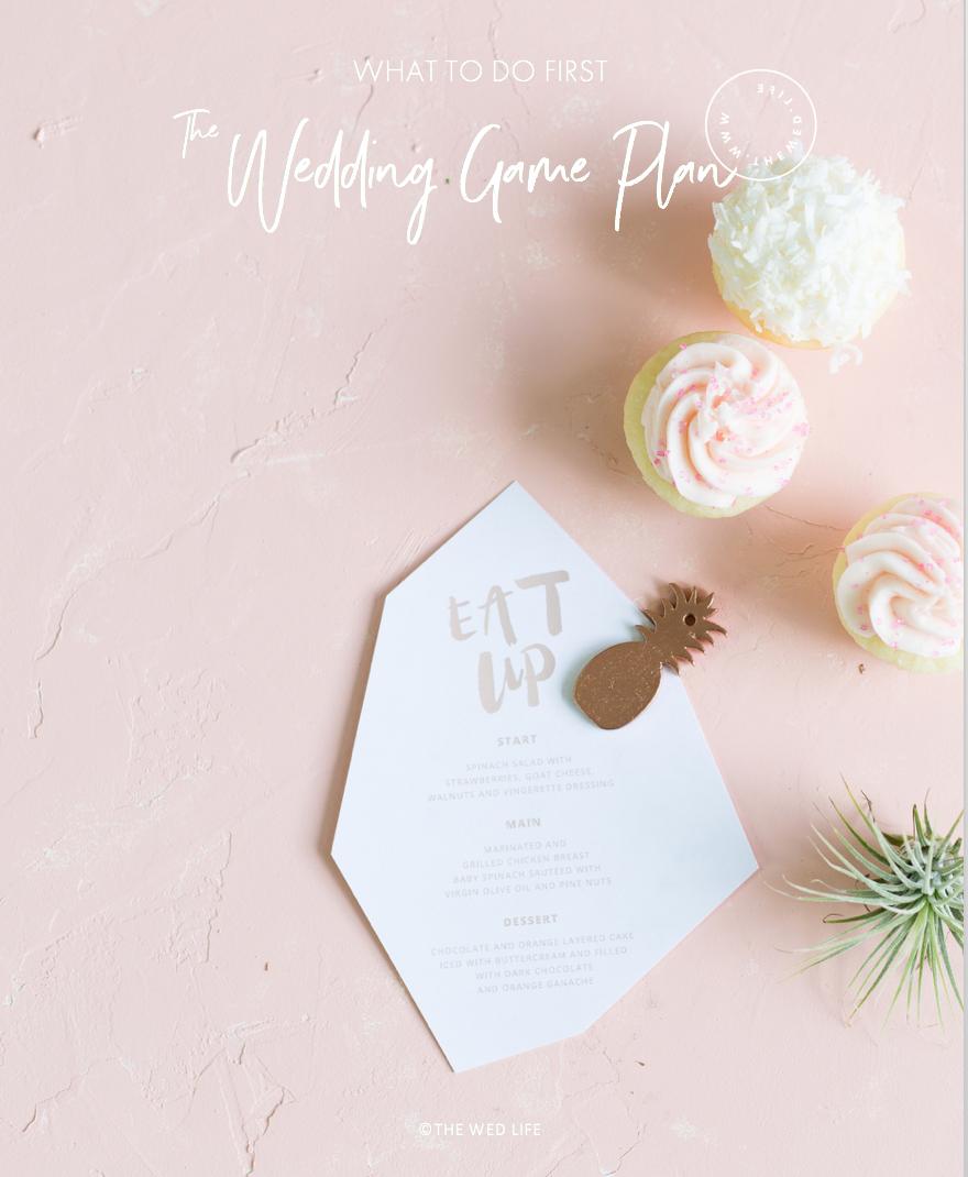 Wedding Planning Game Plan The Wedding Game