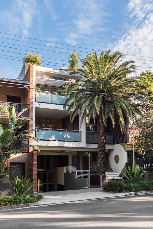Katris / Redfern Apartments