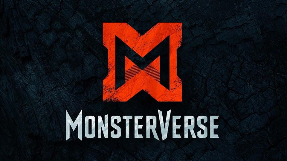 Monsterverse Official Logo By Hypergodzilla On Deviantart Logos Godzilla Godzilla Vs