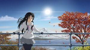 Preview Wallpaper K On Girl Akiyama Mio Anime X