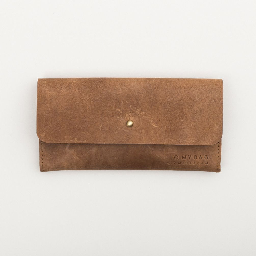 Gorgeous leather wallets/purses: Leather Pixie Pouch - Eco Camel available at www.suchandsuch.co