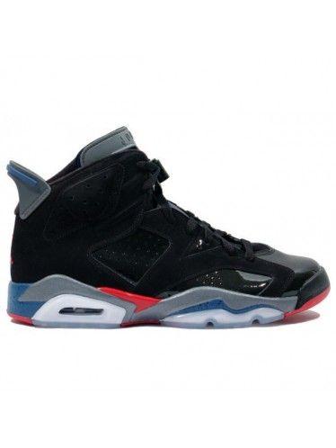83354f396ea51a 325387 161 Air Jordan 6 Retro Pistons Black   Red   Blue