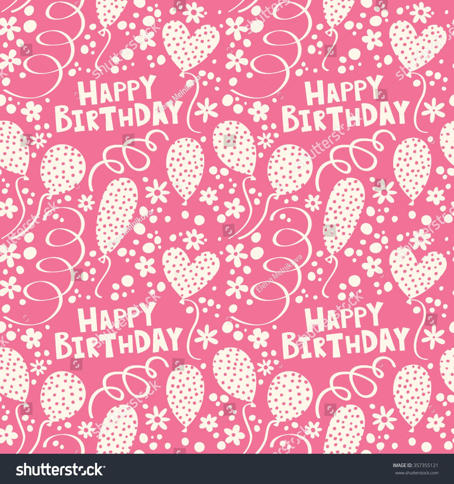 20+ Ide Design Wallpaper Pink Birthday Background ...