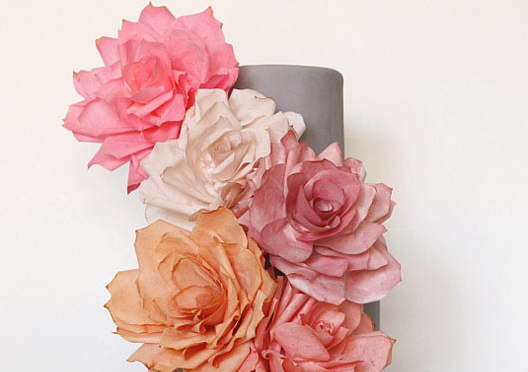 Making DIY Coffee Filter Flowers: The Complete Guide...What if we made a ton of these and had your guests toss these for your 'farewell'?