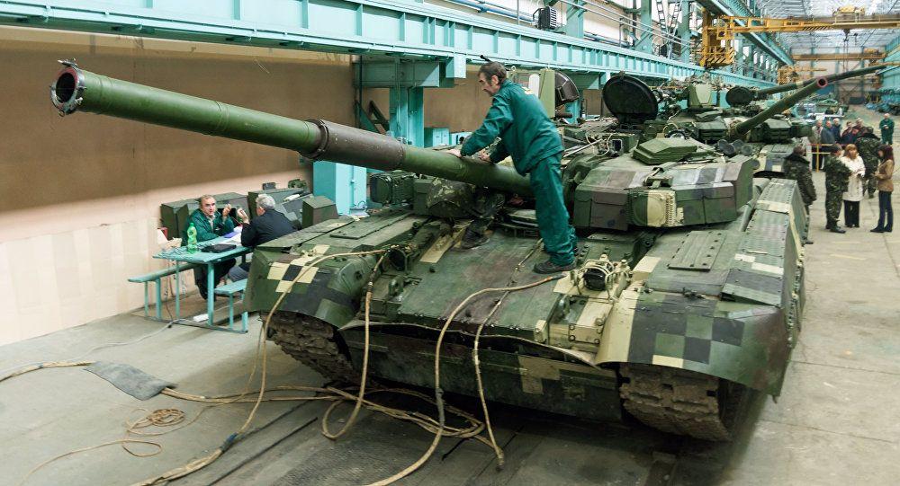US Defense Companies Willing to Help Ukraine Become Major Military Exporter