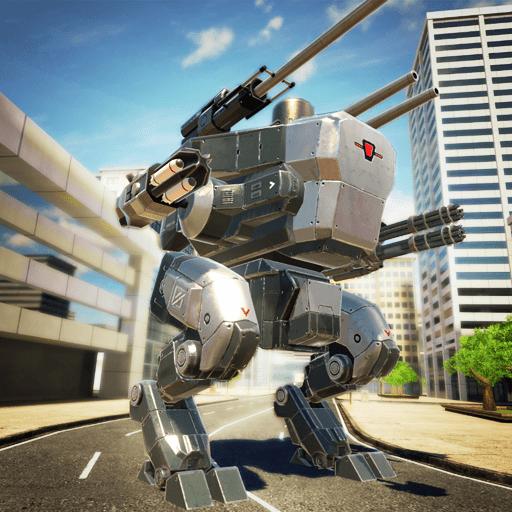 Mech Wars Multiplayer Robots Battle V1 397 Mod Apk Mech Battle War