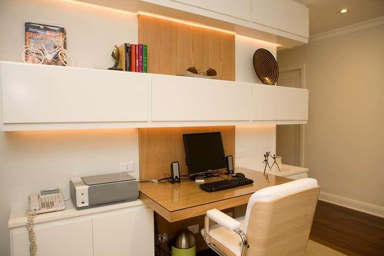 Veja 18 projetos de home office compactos - Terra Brasil