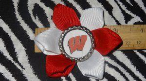 Wisconsin Badgers W Logo