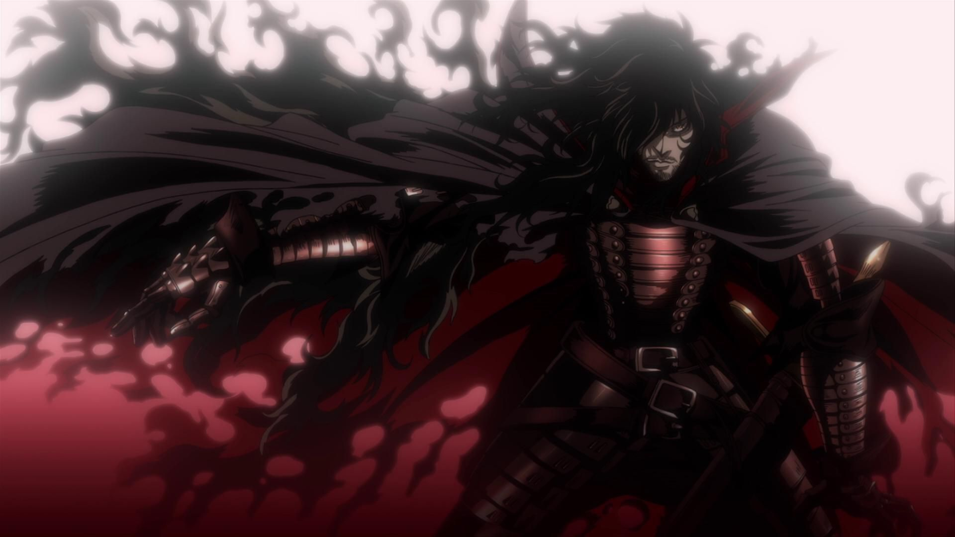 Alucard Vampire Hellsing Ultimate Wallpaper