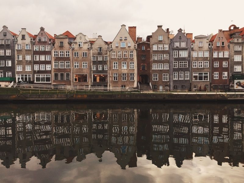 Reflection #gdansk | nesquik09 | VSCO Grid
