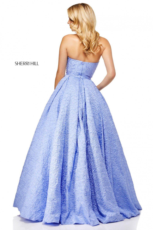 Sherri Hill 52681 Dress In 2021 Ball Gowns Black Homecoming Dress Prom Dress Stores [ 1500 x 1000 Pixel ]