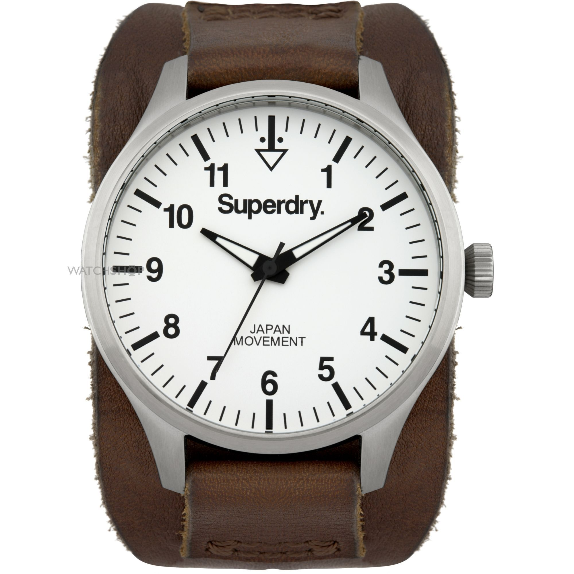 Superdry Men's Colosseum Cuff Watch