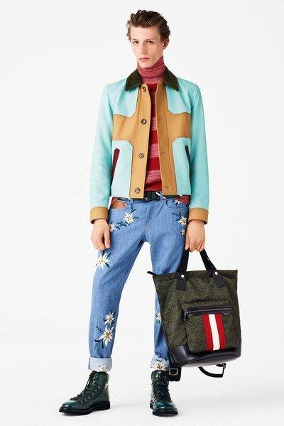 02a63948eb2 Bally Spring 2017 Menswear Collection Photos - Vogue