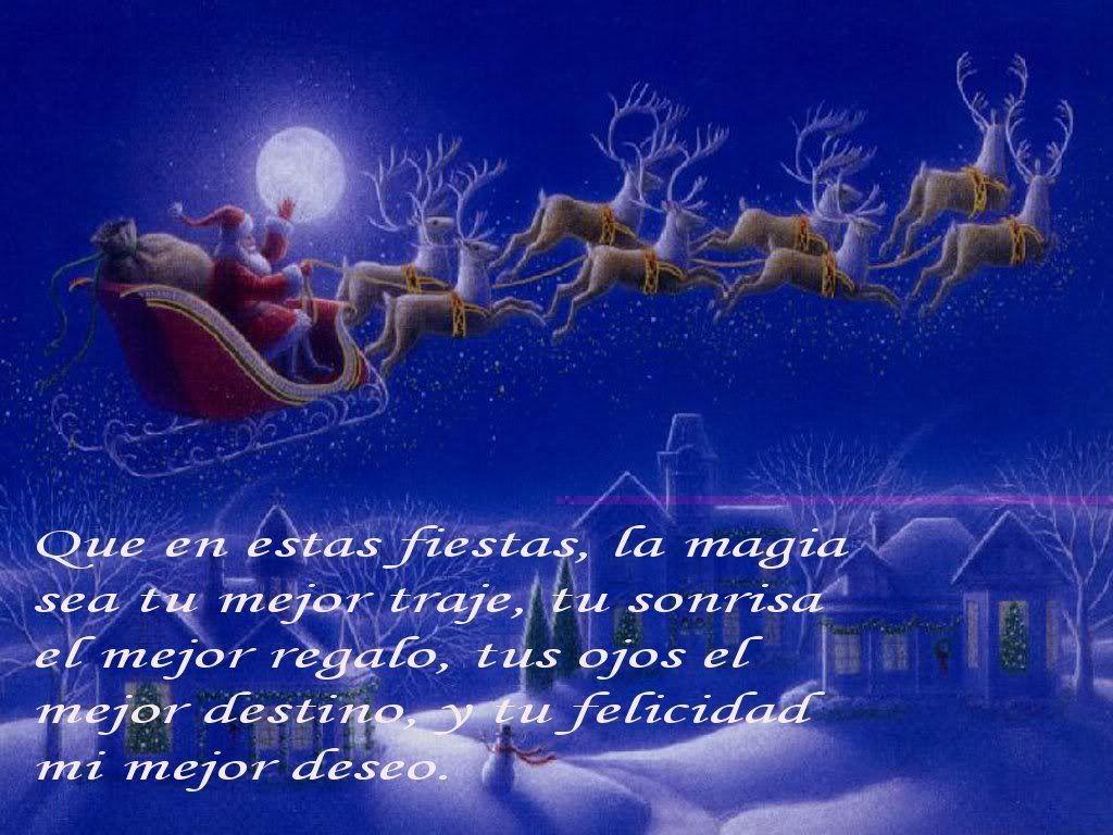 Imagenes de feliz navidad con frases christmas pinterest - Feliz navidad frases ...