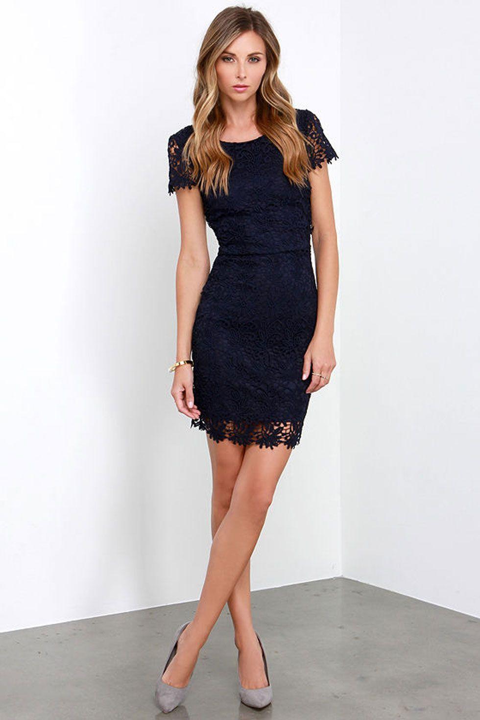 7 Fancy Dresses That Won T Kill Your Budget Classy Dress Trendy Party Dresses Backless Lace Dress [ 1470 x 980 Pixel ]