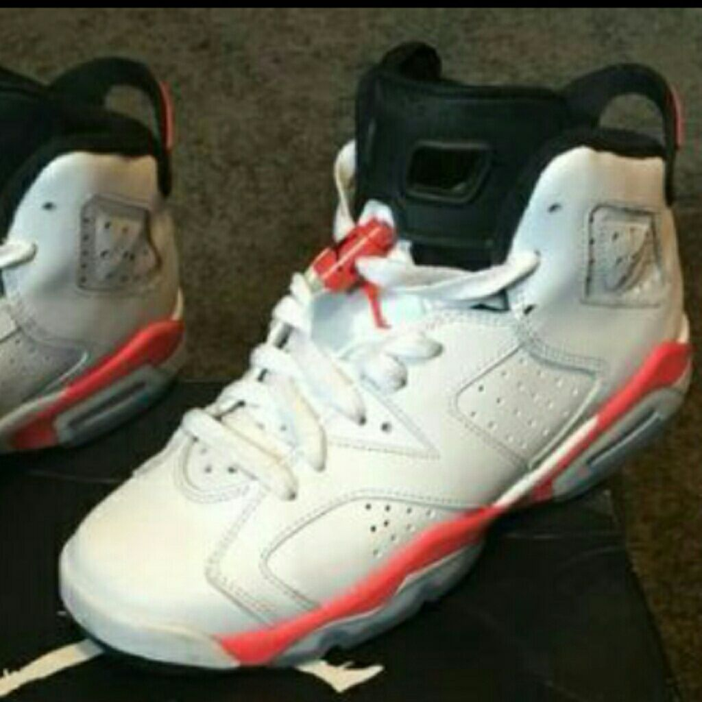 on sale 91eaa 496b0 Jordan Shoes | Jordans Infrared 6s Size 5 In Boys 7 In Girls ...