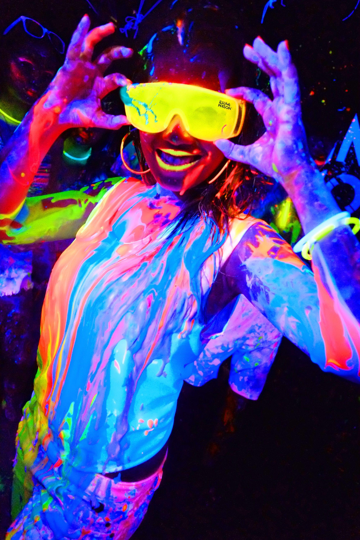 Body Paint Photography Splash - Live Art, Body Art Painting,