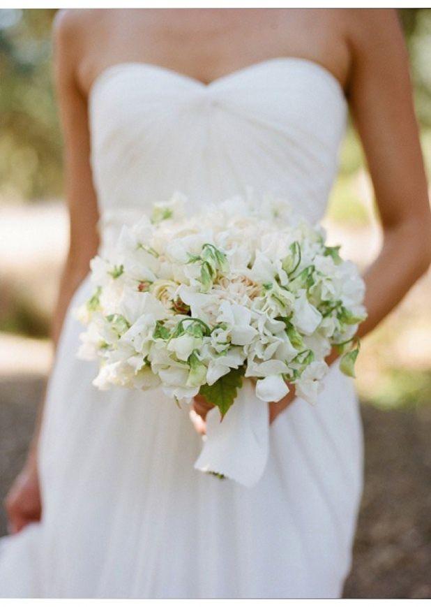 Wedding Flower Inspiration Sweet Pea Wedding Flower Inspiration