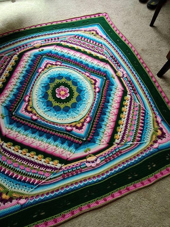 Dianaj8s Sophies Pond Ravelry Crochet And Haken