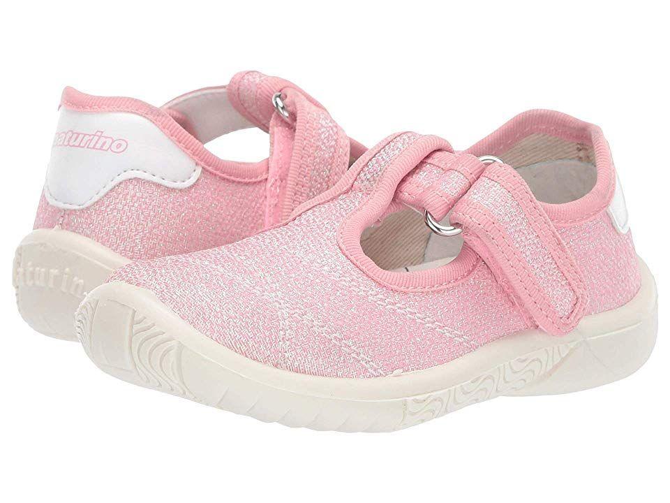 Naturino Ostuni Toddler Little Kid Girl S Shoes Pink Glitter Girls Shoes Kids Naturino Toddler