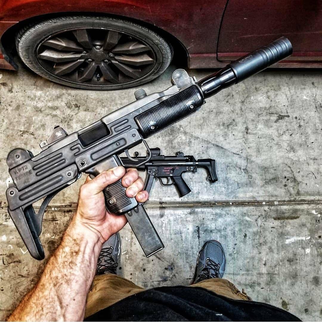 Old school Sub-gun Steel | Future toys | Guns, Military guns