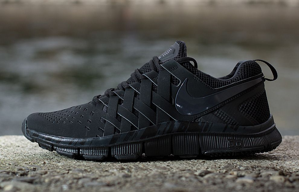 Nike Free Trainer 5.0 Complet Noir
