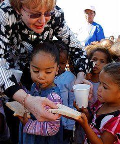 Good deeds people do