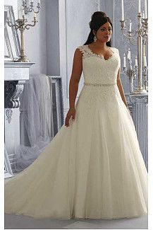 2017 New Trend Tailor Made Plus Size Wedding Dresses Uk
