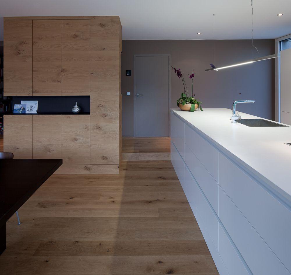 Stunning architecture by kurt hoerbst Haus O Architekturwerkstatt Haderer kitchen Pinterest Casa e Architettura
