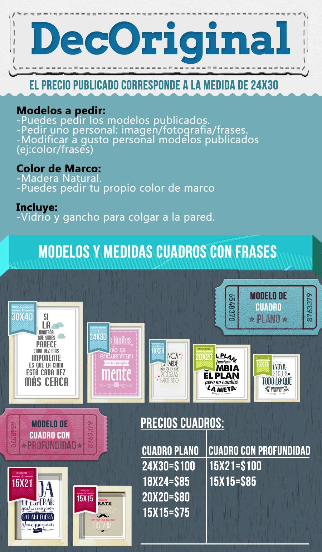 Cuadros riginales Modernos Personalizados Frases | Bricolaje y ...