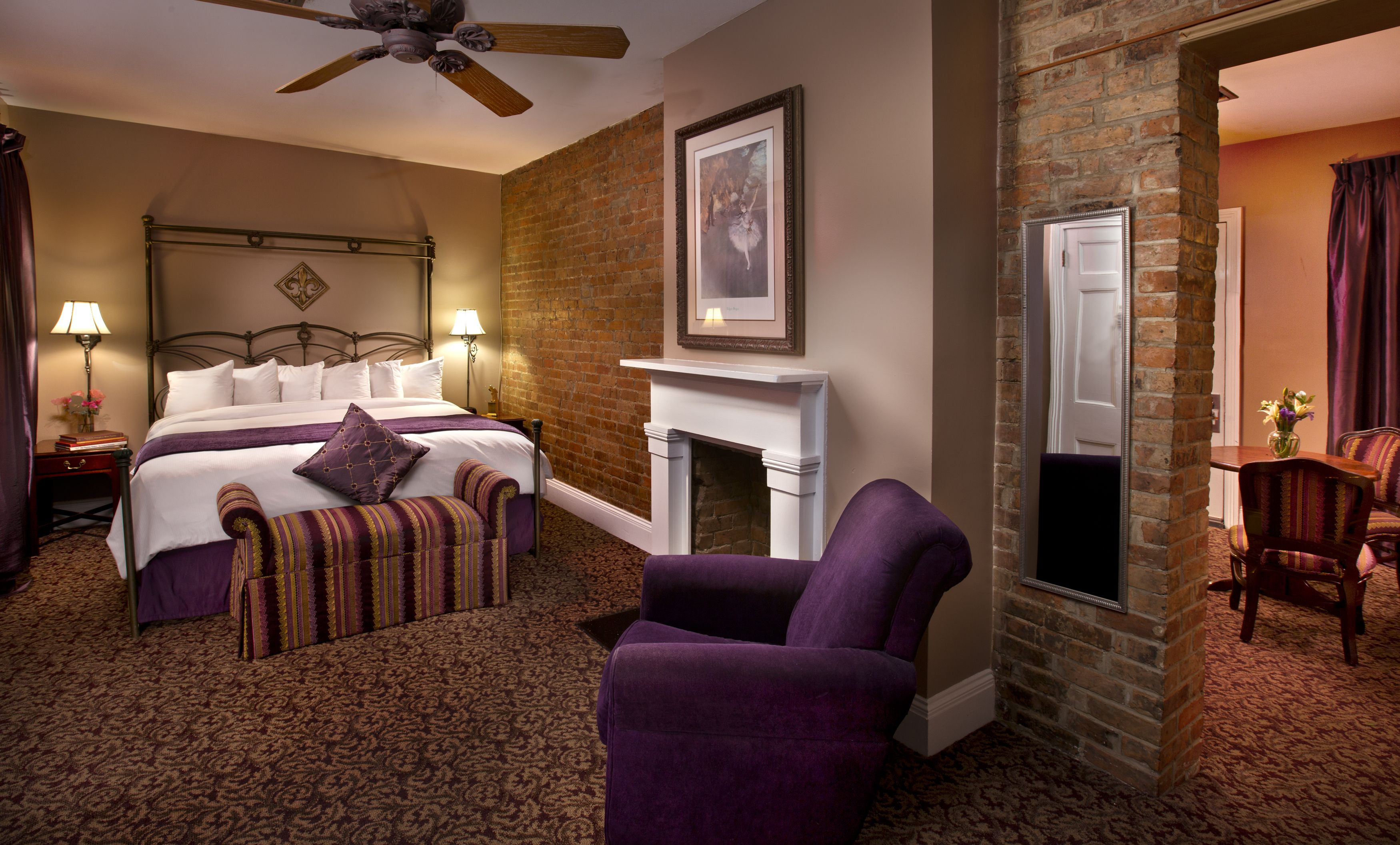 Hotel Suites In New Orleans Maison St Charles