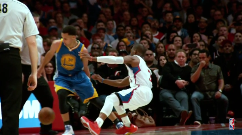Video Proof Stephen Curry Has the Best Handles in the NBA