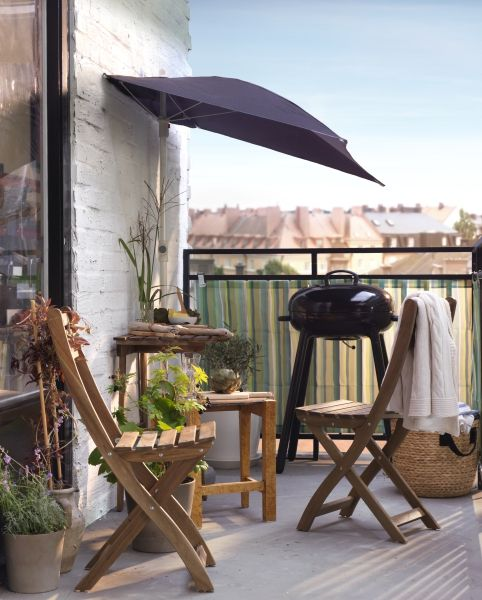Enjoy Sun And Shade In Any Outdoor E With Ikea
