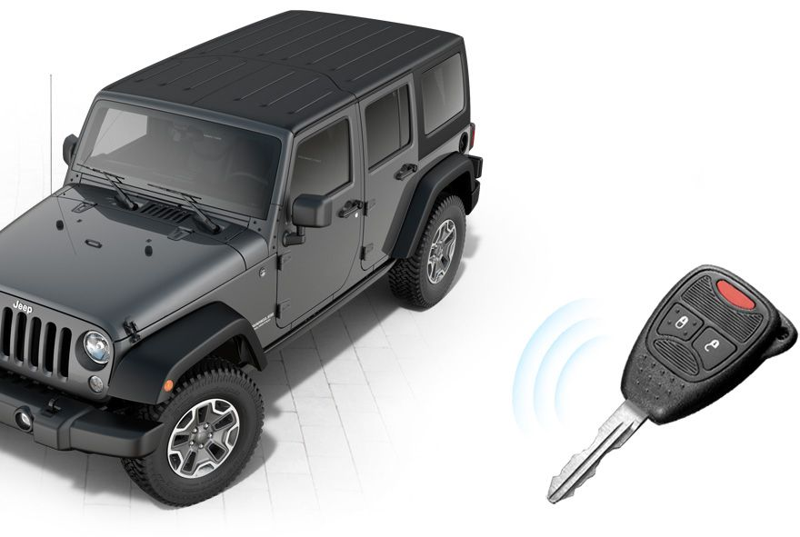 Jeep Wrangler Unlimited Sentry Key With Images Wrangler