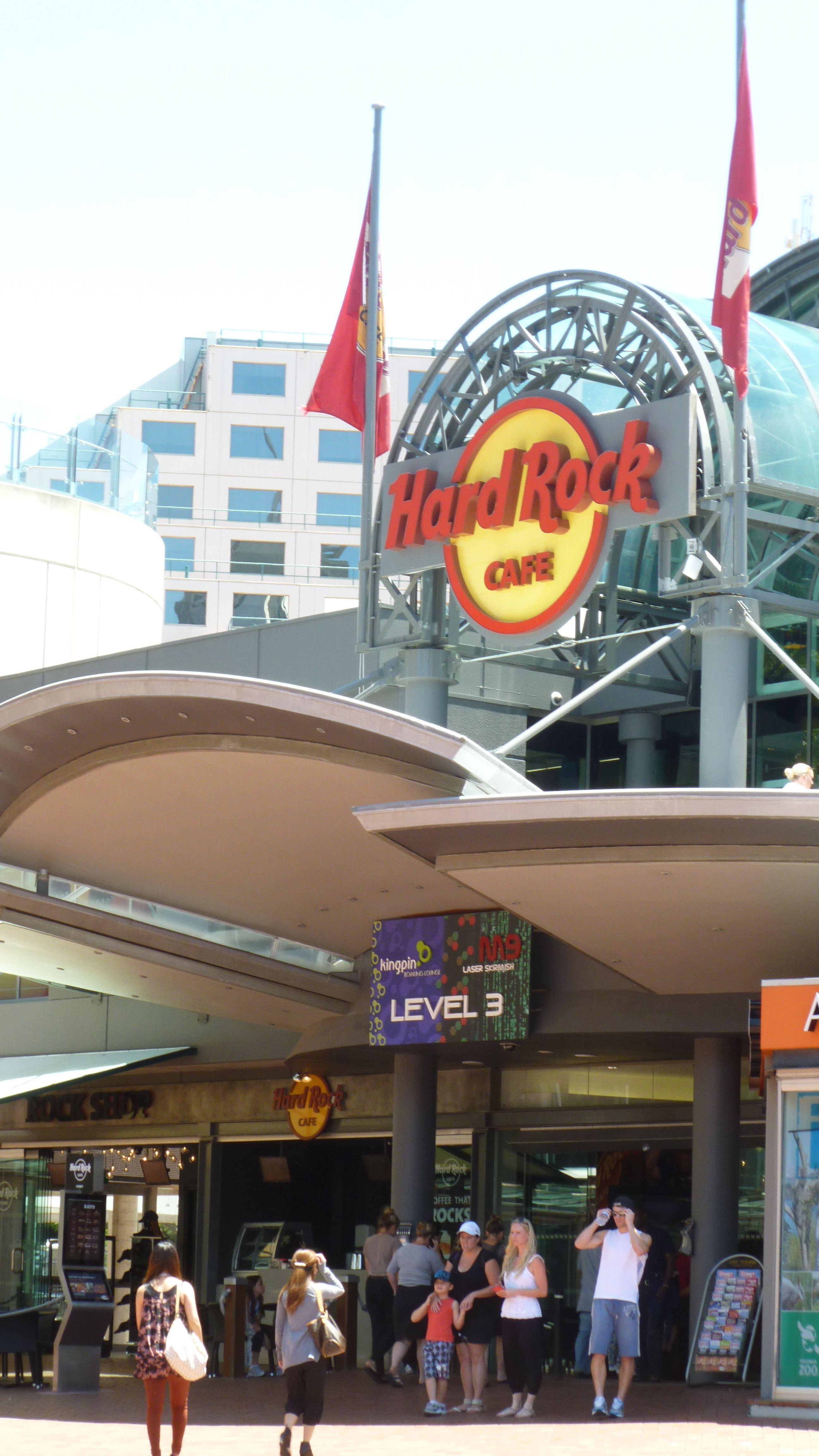 Hard rock cafe adelaide