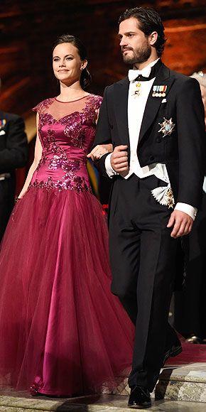 Prince Carl Philip and Sofia Hellqvist Royal Wedding; Stylish princesses : People.com