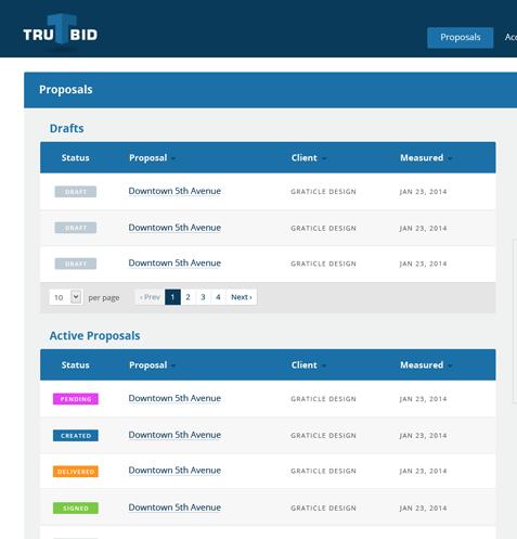 Trubid Web App Design Front End Development Graticle Design Web App Design App Design Design