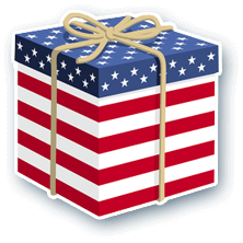 Get the Best gift on Independence Day. VPN is a must-have thing in modern society. What can be better on Indepence Day than Online Freedom