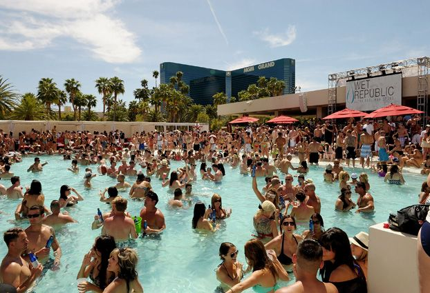 Mgm Wet Republic You Don T Even Want To Know What Happens Here