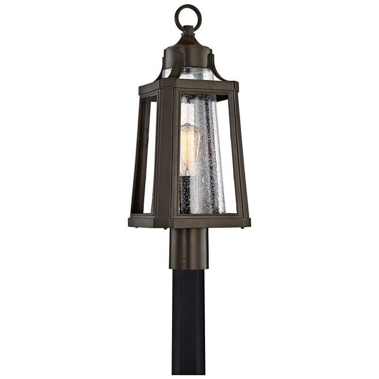 Quoizel Lighthouse 22 H Palladian Bronze Outdoor Post Light 20f26 Lamps Plus In 2020 Lantern Post Outdoor Post Lights Quoizel