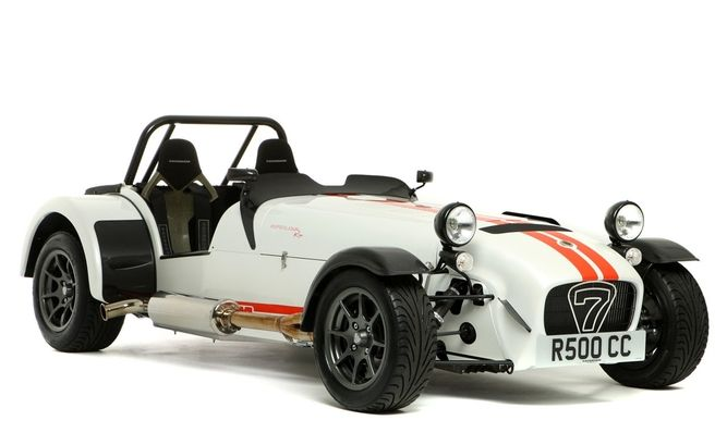 Winding Road List Ten Lotus 7 Replica Kit Cars Caterham