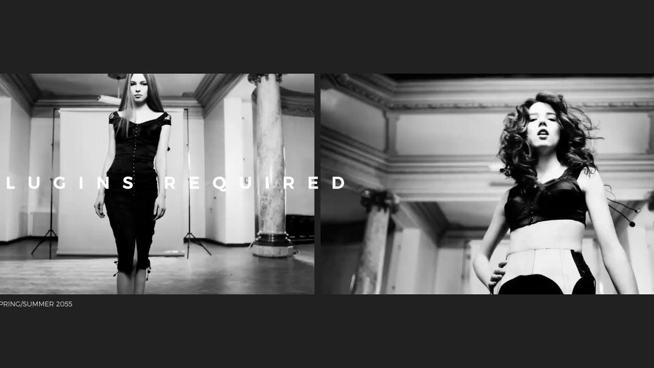 Fashion Opener (Videohive After Effects Templates) | Trailer ...