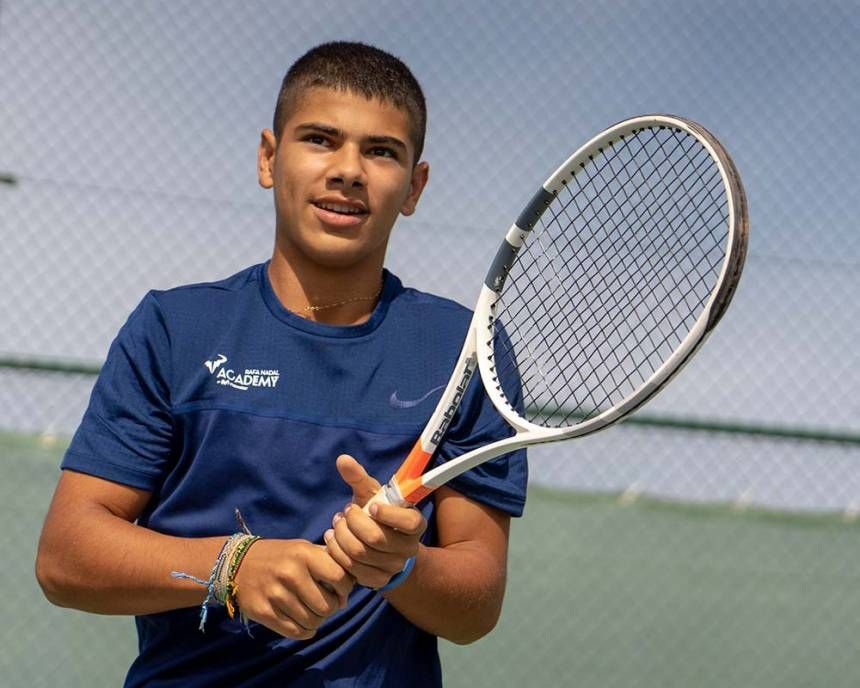 Summer Tennis Camp For Children In Mallorca Rafa Nadal Academy Tennis Camp Tennis Shop Tennis